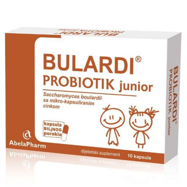 Bulardi probiotik junior 10kapsula