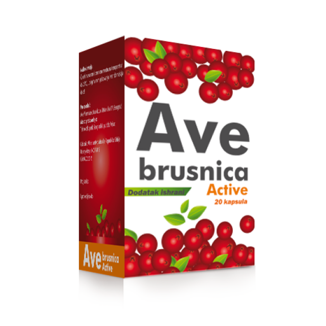 AVE BRUSNICA ACTIVE
