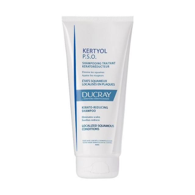 DUCRAY KERTYOL PSO shampon 125ml