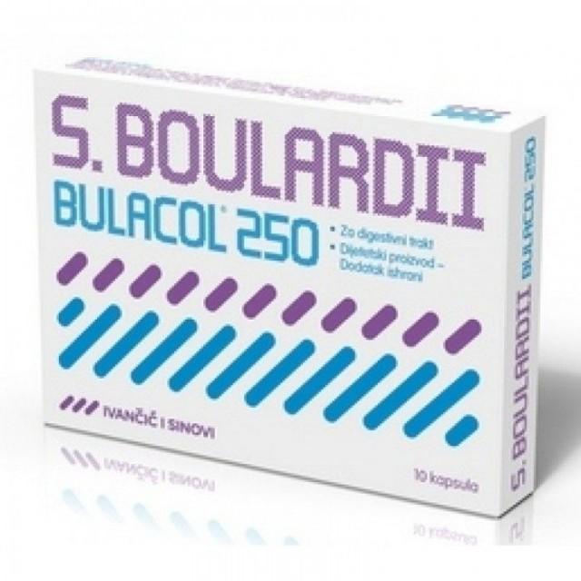 BULACOL CPS 250MG