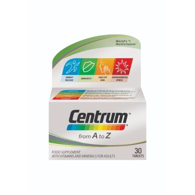 CENTRUM A-Z Lutein 30