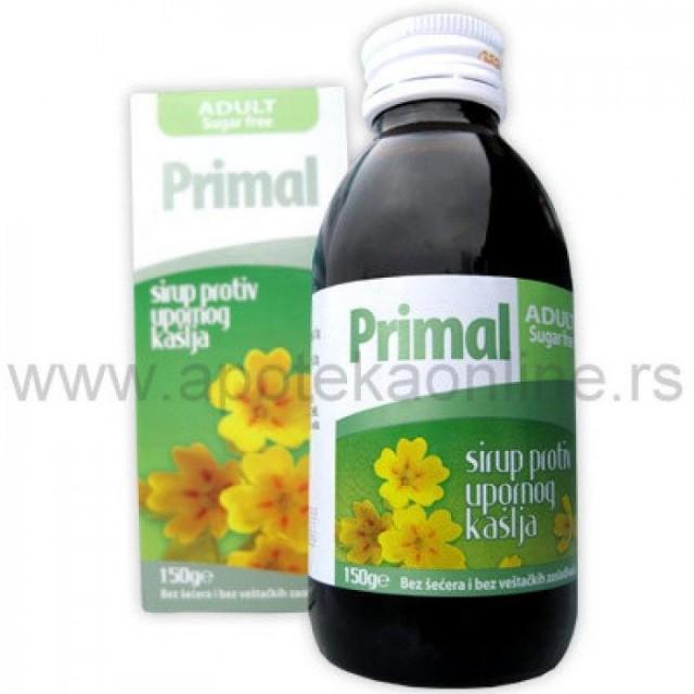 PRIMAL Sirup-bez šećera 200g FLG