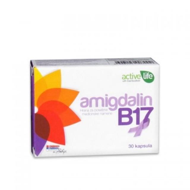 AMIGDALIN  B 17 kaps.       30k ESN