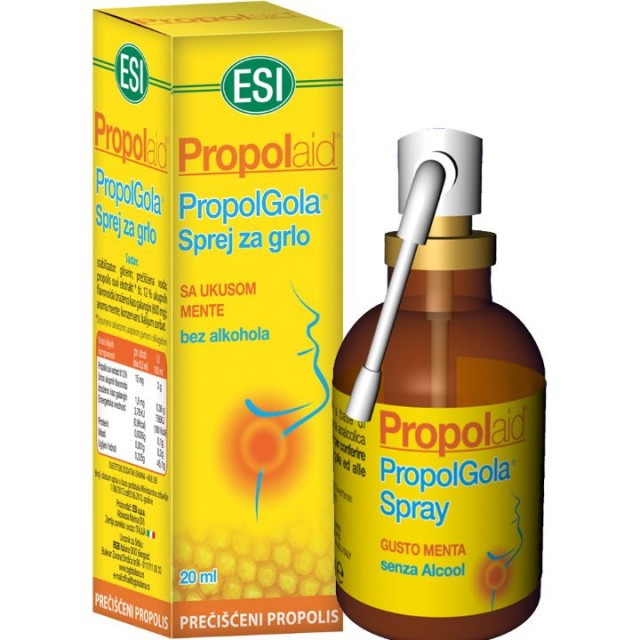 PROPOLGOLA spray za grlo 20m ESI