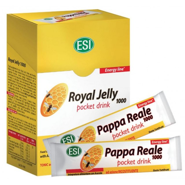 ESI Royal jelli pocket drink 16k