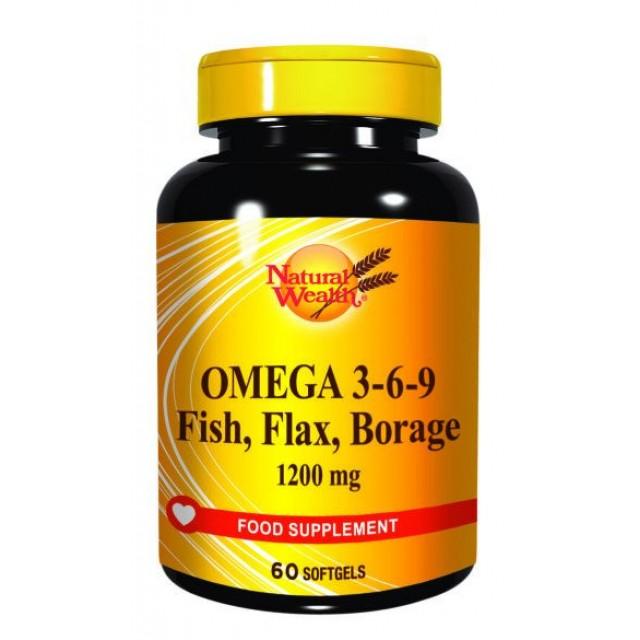 OMEGA-3-6-9 kaps. 60K