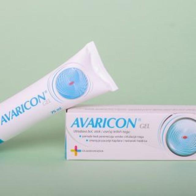 AVARICON gel  75 ml