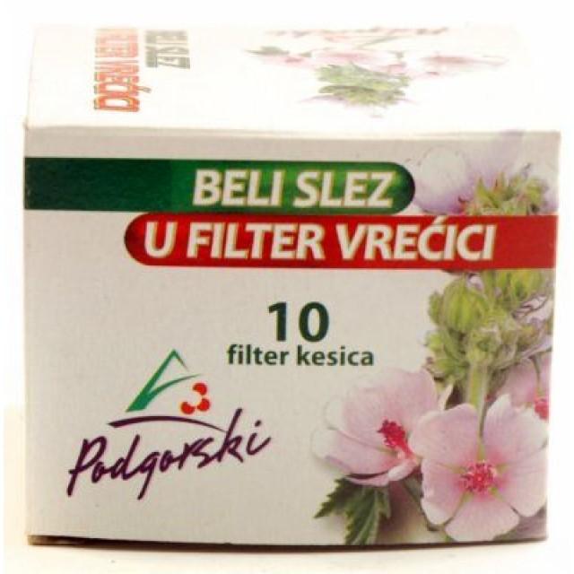 BELI SLEZ čaj filter 20k