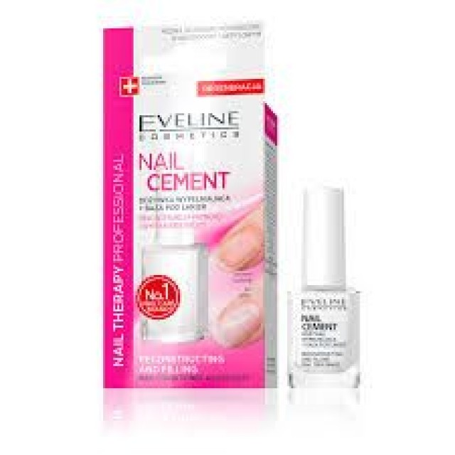 EVELINE NAIL THERAPY CEMENT 12ML