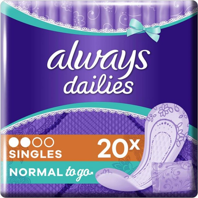 ALWAYS Normal Liners a20