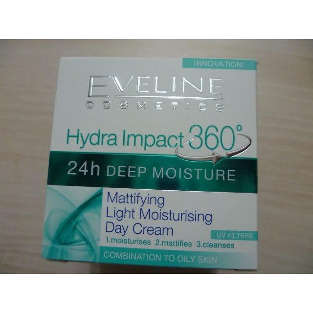 EVELINE 360 MATTIFY DAY CREAM 50ML ZELENA