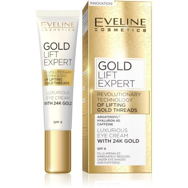 EVELINE LIFTING eye cream 4D 15ml