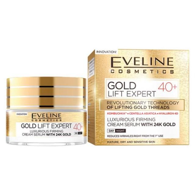 EVELINE GOLD LIFT EXPERT KREM 50ML 40+