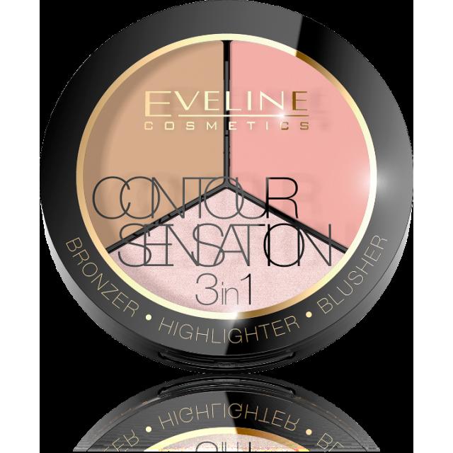 Eveline CONTOUR SENSATION 3in1