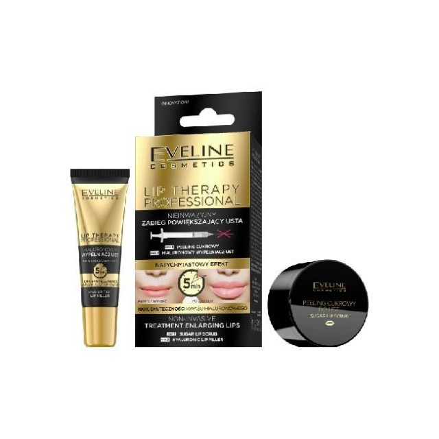 Eveline lip therapy serum