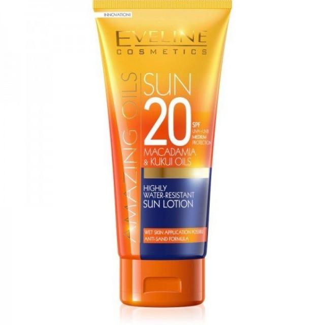EVELINE sun lotion spf20 200 ml