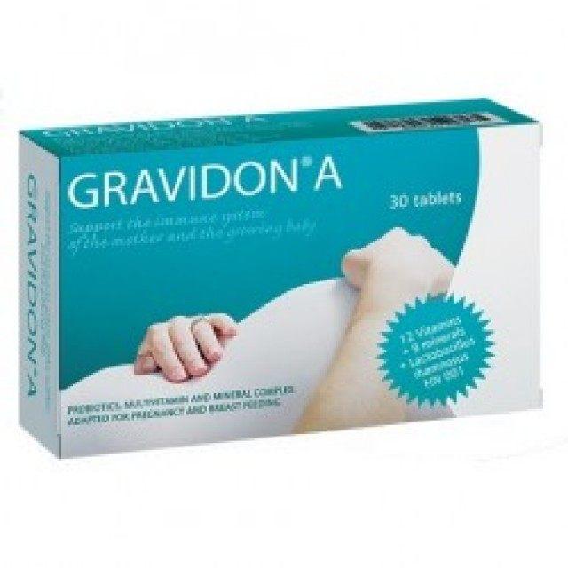 GRAVIDON A 30 TBL