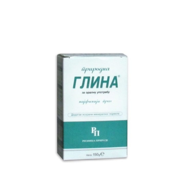 GLINA/unutrašnja upotreba(bela)