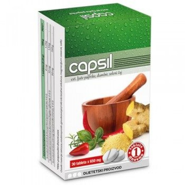 Capsil tablete